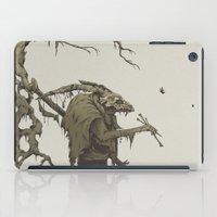 Old Bones iPad Case