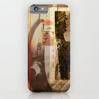 iPhone & iPod Case featuring Been There Done That < The NO Series (Brown) by Wayne Edson Bryan