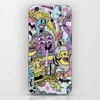 The Adventures Of Rad St… iPhone & iPod Skin