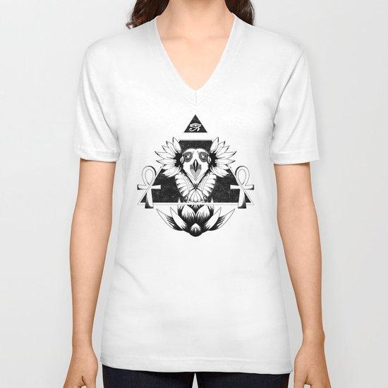 Eye of Infinity V-neck T-shirt