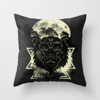 Ursa Throw Pillow