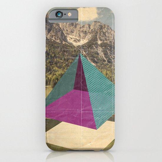 piramidi&nuvole iPhone & iPod Case