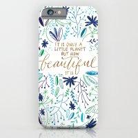 Beautiful Planet iPhone 6 Slim Case