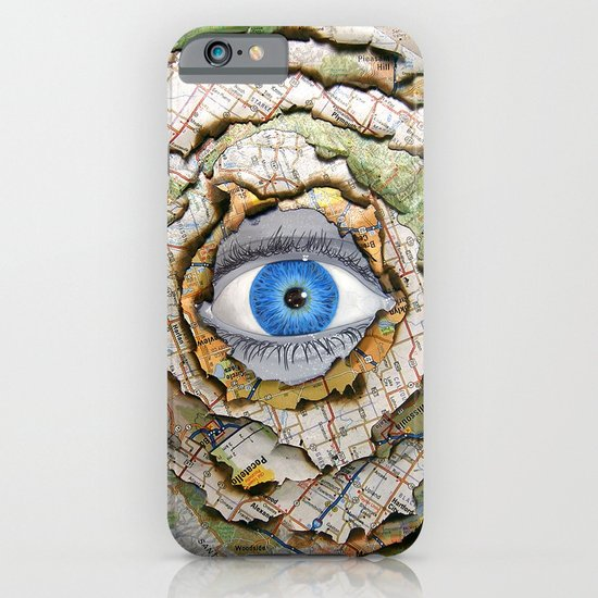 Seeing Through Illusions  iPhone & iPod Case