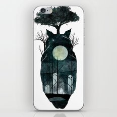 March of the Forest Spirits iPhone & iPod Skin