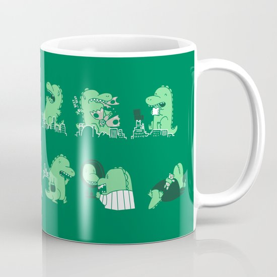 A Day in the Life Mug