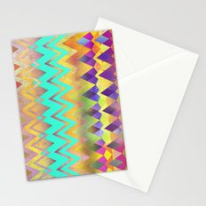 Lacy Camping Dreams  Stationery Cards