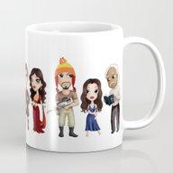 Firefly Lil' Damn Heroes Mug