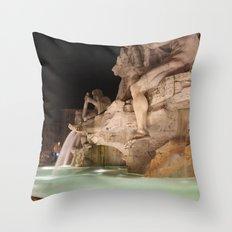 Gian Lorenzo Bernini Throw Pillow