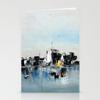 Another Town Stationery Cards