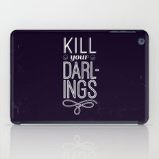 Kill Your Darlings iPad Case