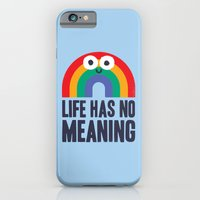 iPhone Cases featuring Chaos Rains by David Olenick