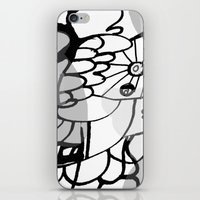 A Lot of Things iPhone & iPod Skin