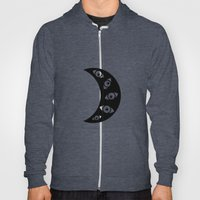 With eyes Hoody