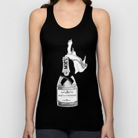 Bourgeois Anarchy Unisex Tank Top