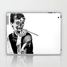 Zombie at Tiffany's Laptop & iPad Skin