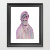 The SlimeMan Framed Art Print