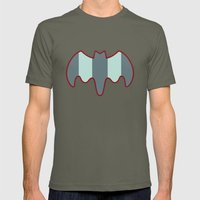 Arctic Bat Mens Fitted Tee Lieutenant SMALL