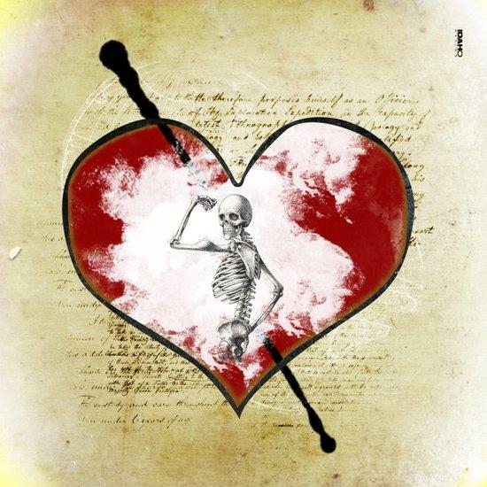 Heart #2 Art Print