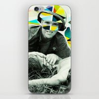 Last Breath iPhone & iPod Skin