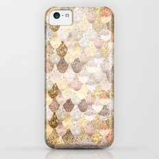 MERMAID GOLD iPhone 5c Slim Case