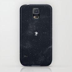 Gravity - Dark Blue Slim Case Galaxy S5