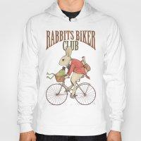 Rabbits Biker Club Hoody