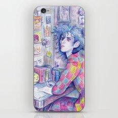 Salty Dog iPhone & iPod Skin
