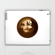 Climbing (Escalade) Laptop & iPad Skin
