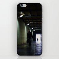 Dark Walk iPhone & iPod Skin