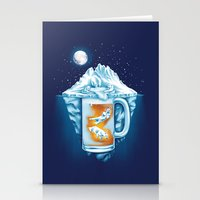 The Polar Beer Club Stationery Cards