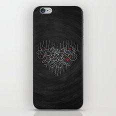 Welcome Home iPhone & iPod Skin