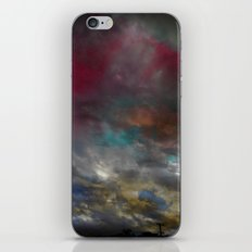 Here and There iPhone & iPod Skin