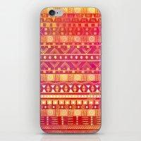 Inspired Aztec Pattern iPhone & iPod Skin