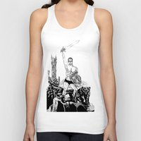 Adventures in Avaland  Unisex Tank Top