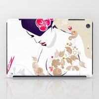 Madame Butterfly iPad Case