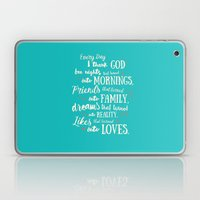 Thank God, Inspirational… Laptop & iPad Skin