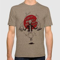 And with the music there are no limits... Mens Fitted Tee Tri-Coffee SMALL