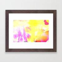 OUWAE Framed Art Print
