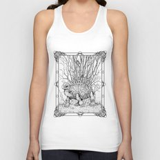 The Wandering Home Unisex Tank Top