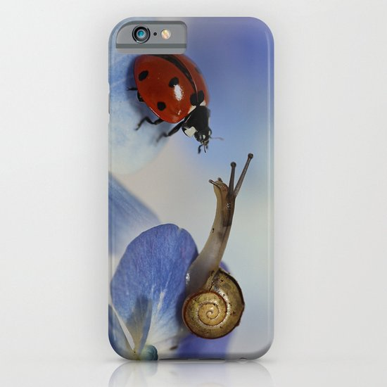 Very nice to meet you! iPhone & iPod Case