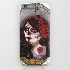 El Dia Del Los Muertos Slim Case iPhone 6s