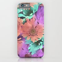 iPhone Cases featuring Seduction By Daisies #society6 by 83oranges.com