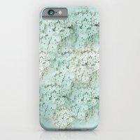 SHADY HYDRANGEAS iPhone 6 Slim Case