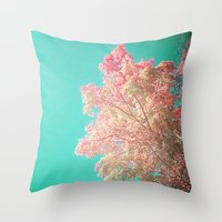 So Long September v1 Throw Pillow