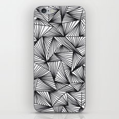 TriangleAngle iPhone & iPod Skin