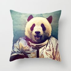 The Greatest Adventure Throw Pillow
