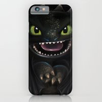 Night Fury iPhone 6 Slim Case