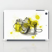 Collect Moments iPad Case