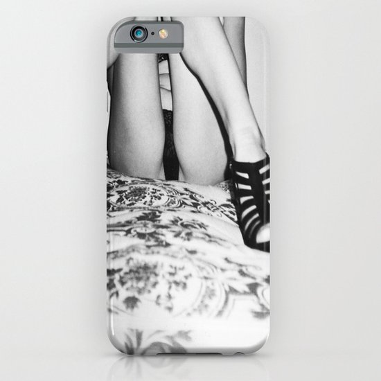 Sup' Girl iPhone & iPod Case